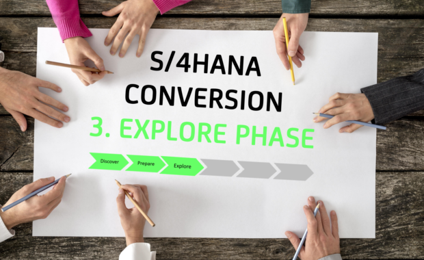 S/4HANA Conversion Explore