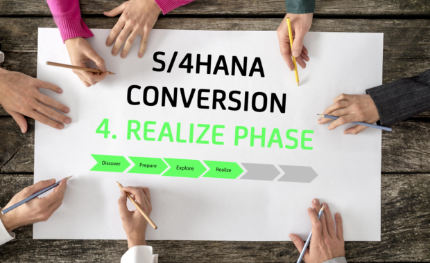 S/4HANA Realize Phase
